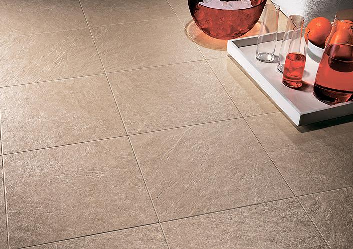 Ceramic tile over laminate