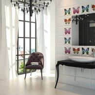 Monopole Ceramica - Farfalla