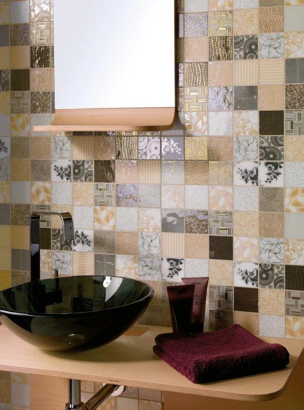 Dune - Ceramic Mosaics