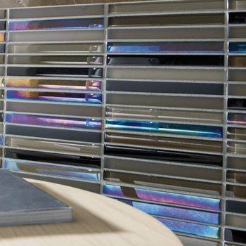 L´Antic Colonial - Glass Mosaics Mix Metalic