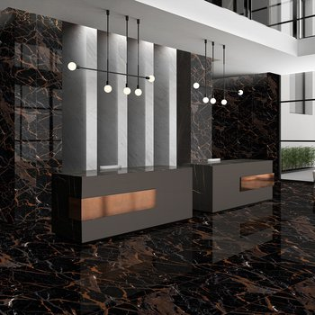 Italica Tiles - Arlon Brown