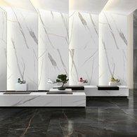 Romario Ceramics - Supreme White With Ink Ma