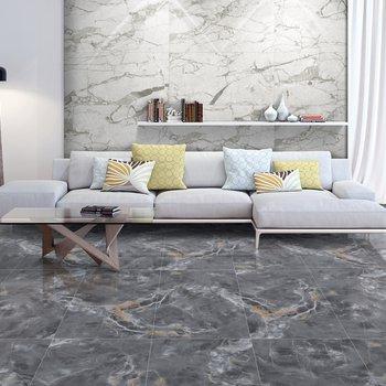 Italica Tiles - Onyx Smoke Grey