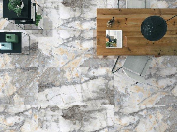 Italica Tiles - E-13118 Titan Grafito