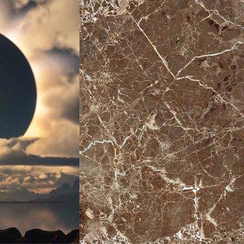 Qua Granite - Emperador Eclipse