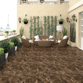 Italica Tiles - Imperial Brown