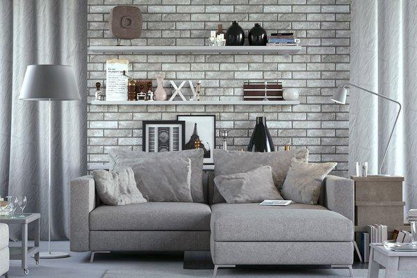Brickstile (Golden Tile) - London