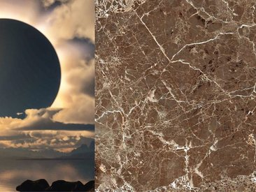 Qua Granite - Emperador Eclipse
