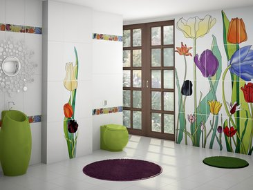 Infinity Ceramic Tiles - Tuli-Poni