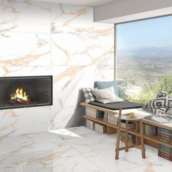 Italica Tiles - Luxury Calacatta